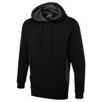 UNEEK® Two Tone Hooded Sweatshirt | Contrast
