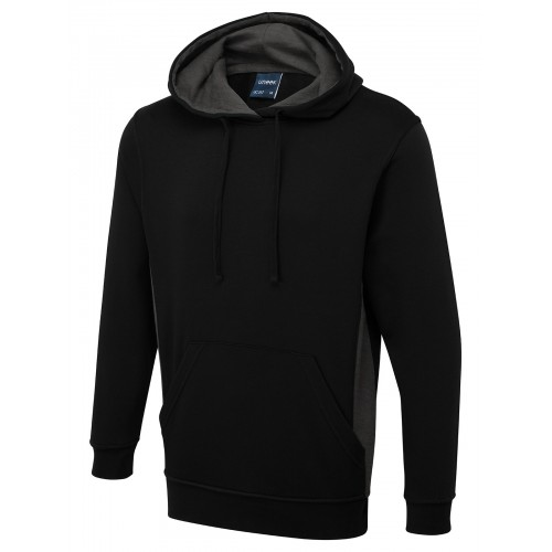 UNEEK® Two Tone Hooded Sweatshirt | Contrast