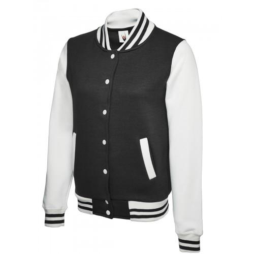 UNEEK® Ladies Varsity Jacket | Bomber | Baseball