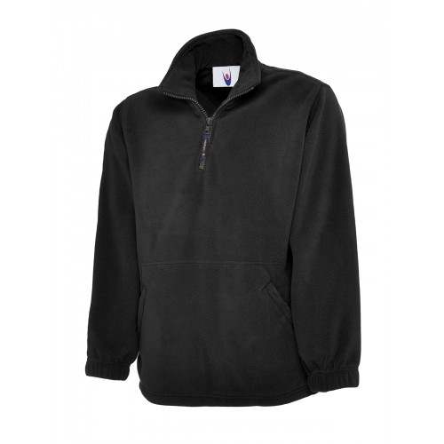 UNEEK® Premium 1/4 Zip Micro Fleece Jacket