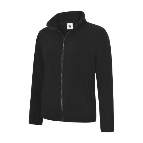 UNEEK® Ladies Classic Full Zip Fleece Jacket