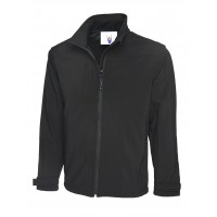 UNEEK® Premium Full Zip Soft Shell Jacket