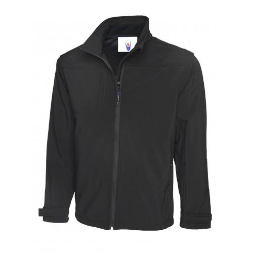 UNEEK® Premium Full Zip Soft Shell Jacket