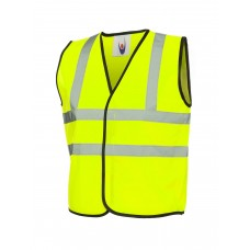UNEEK® Childrens Hi-Viz Waist Coat