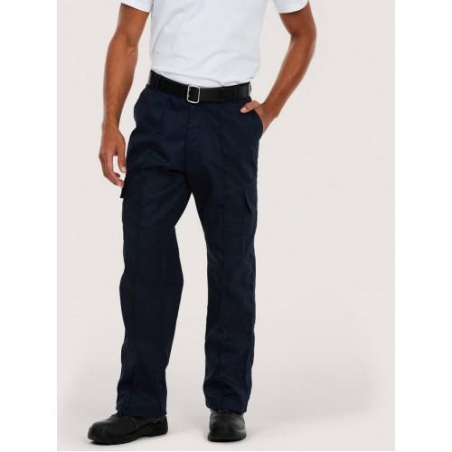 Short, Big & Tall Workwear Cargo Trouser