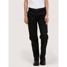 Ladies Womens Workwear Cargo Trouser