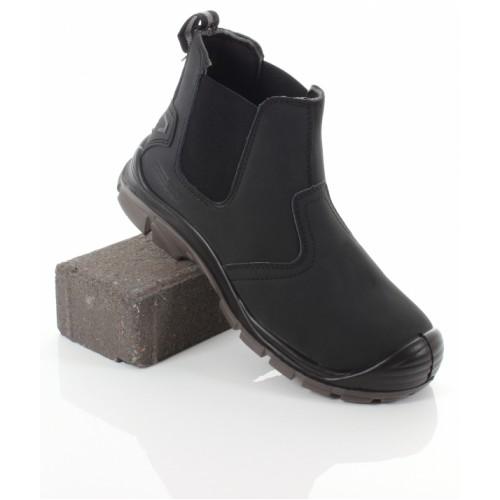 Blackrock® Pendle Composite Safety Dealer Boot - S3 SRC - Black