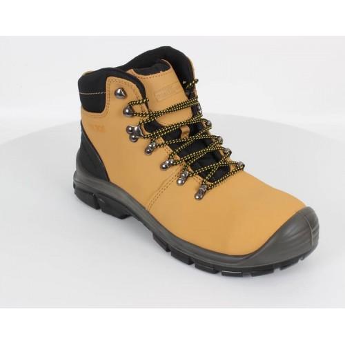 Blackrock® Malvern Hiker Nubick Leather S3 SRC -Steel Toe - Brown
