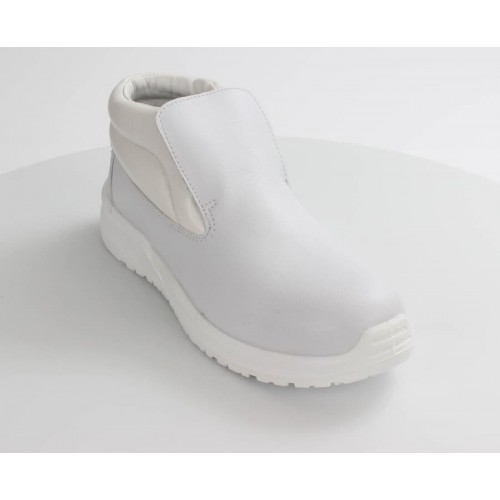 Blackrock® Hygiene Slip-on Boot S2 SRC - White - Steel Toe - Anti Slip
