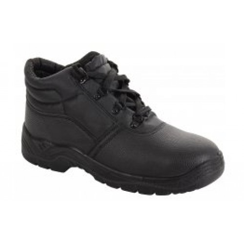 Steel Toe Safety Boot Chukka S1-P SRC