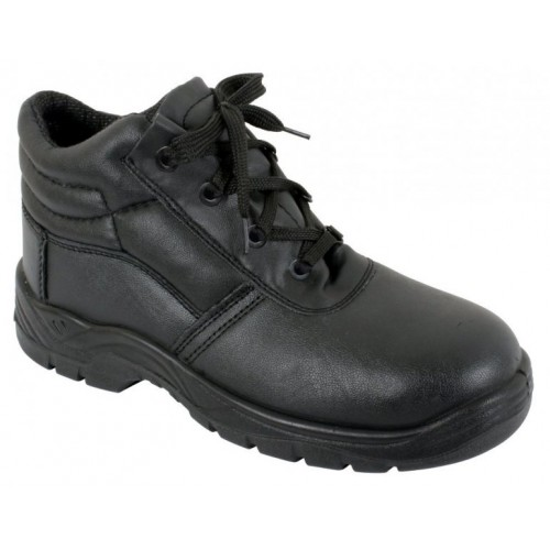 Metal Free Composite Safety Boot Chukka S3 SRC