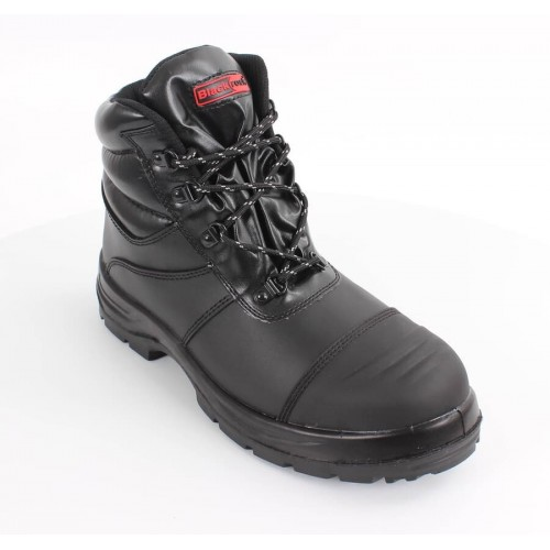 Blackrock® Avenger Waterproof /HRO Boot S3 WR HRO SRC - Steel Toe - Heat Resistant